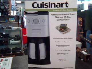 CUISINART Coffee Maker COFFEE MAKER DGB-650BC