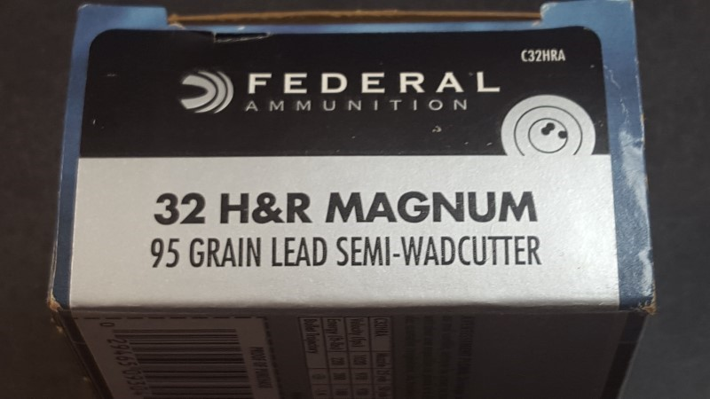 FEDERAL AMMUNITION Ammunition C32HRA