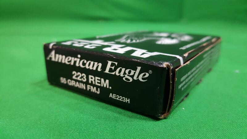 AMERICAN EAGLE AMMUNITION Ammunition AE223H
