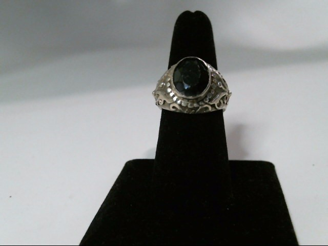 Lady's Silver Ring 925 Silver 14g