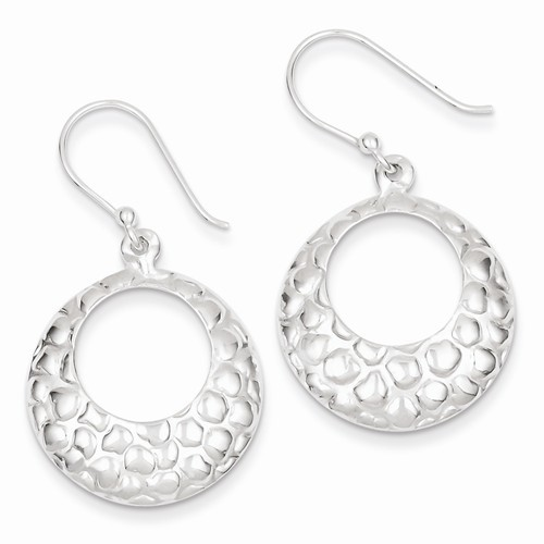 Silver Earrings 925 Silver 3.94g