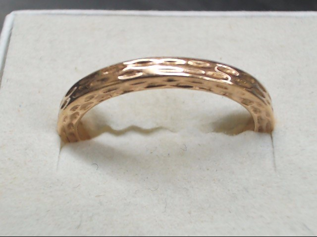 Lady's Silver Ring 925 Silver 3.2g Size:9