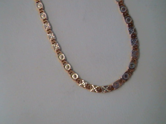 DESIGN NECKLACE JEWELRY , 14KT,