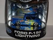 HOT WHEELS FORD F-150 LIGHTNING