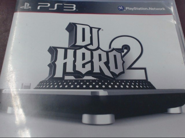 SONY PS3 DJ HERO 2