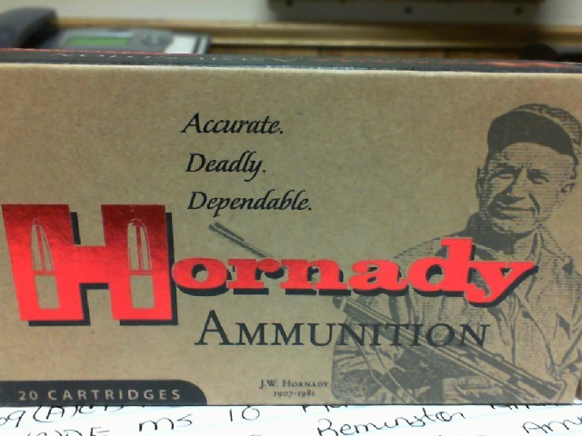 HORNADY Ammunition 22-250