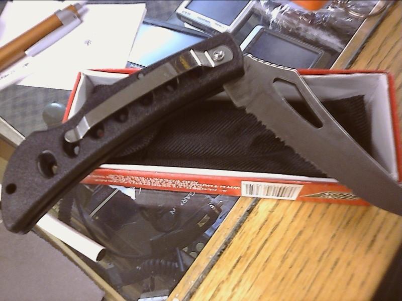 FROST CUTLERY Pocket Knife EAGLE EYE III