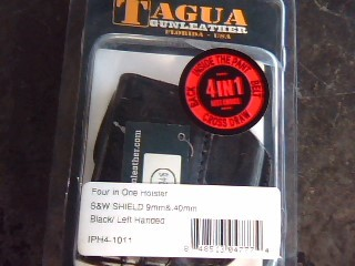TAGUA GUN LEATHER Accessories IPH4-1011