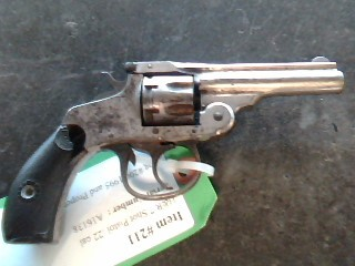 HARRINGTON & RICHARDSON Revolver REVOLVER 929