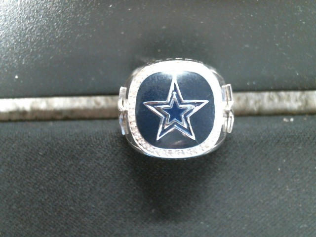 Gent's Ring Silver Stainless 15.6g
