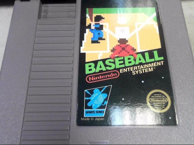 NINTENDO Nintendo NES NES BASEBALL
