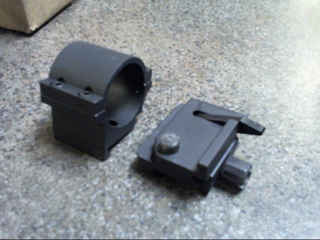 QD SCOPE MOUNT for Magnifier