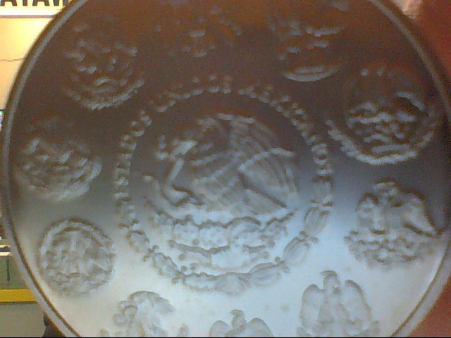 MEXICO Silver Coin SILVER ONE OUNCE COIN