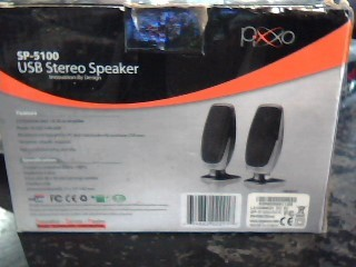 PIXO Computer Speakers SP-5100