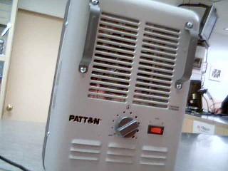 PATTON ELECTRIC HEATER PUH680