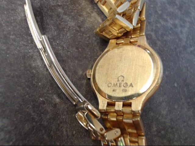 OMEGA WATCH Lady's Wristwatch DEPOSE