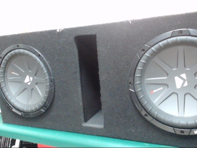 Compr Car Speakers/Speaker System COMPR10