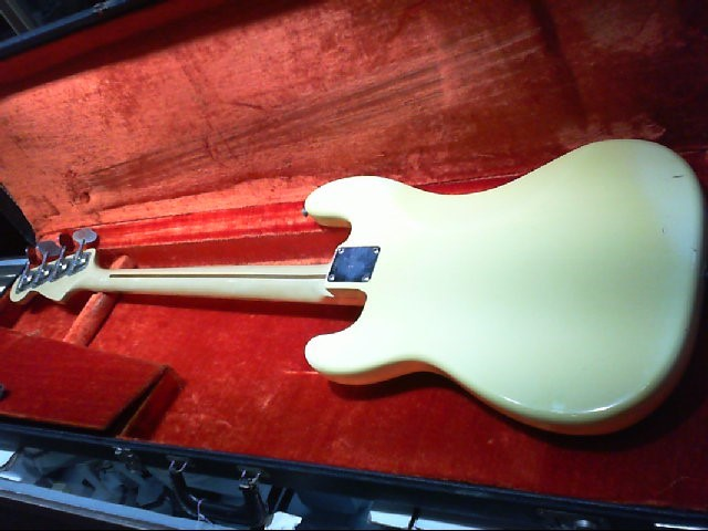 FENDER Bass Guitar PRECISION BASS 73'/74'