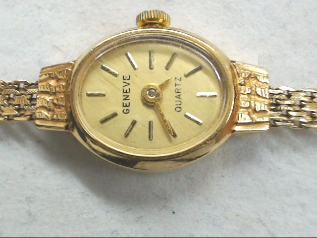 Watch 14K Yellow Gold 6g