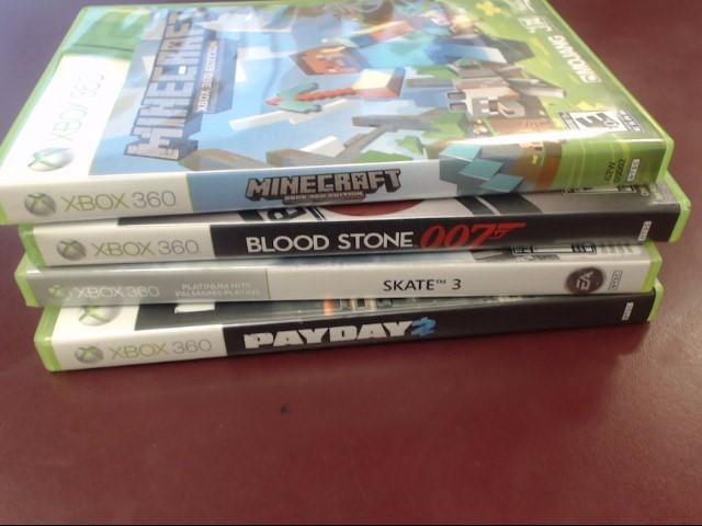 XBOX 360 BLOOD STONE 007