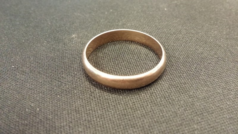 GENT'S GOLD RING 14K SIZE 9.5