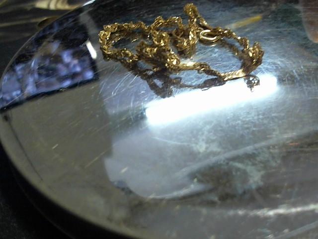 Gold Bracelet 14K Yellow Gold 1.41g