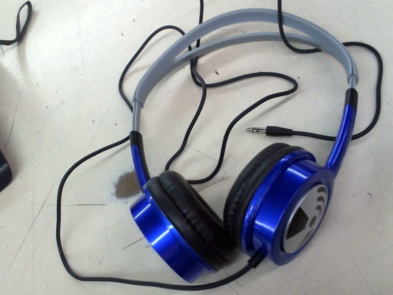 EAR POLLUTION Home Theatre Misc. Equipment HEADPHONES