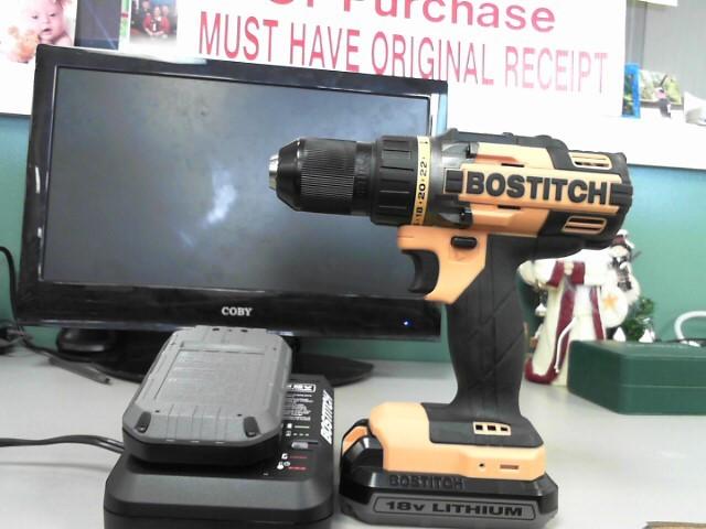 BOSTITCH Cordless Drill BTC400LB