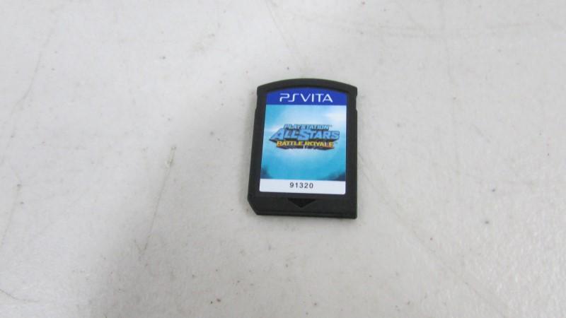 SONY Sony PS VITA Game PSVITA PLAYSTATION ALL-STARS BATTLE ROYAL