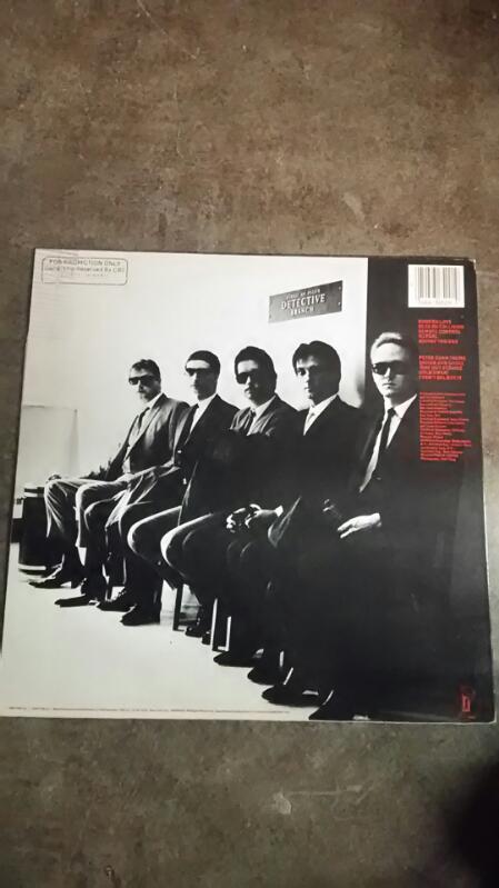 The Silencers Vinyl