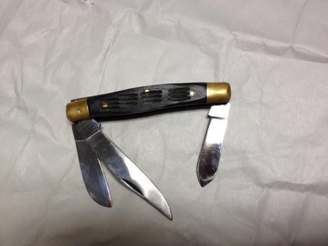 LUXERITE POCKET KNIFE