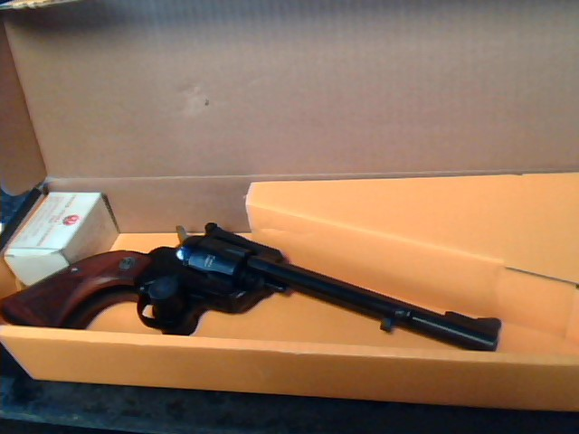 RUGER Revolver SINGLE SIX NEW MODEL