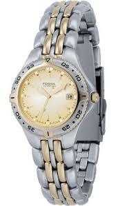 FOSSIL Lady's Wristwatch PR-5201