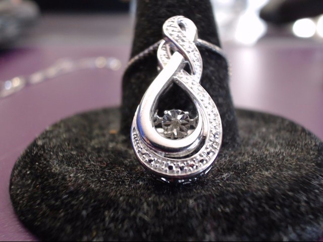 "18"" Silver Chain 925 Silver 4.26g"
