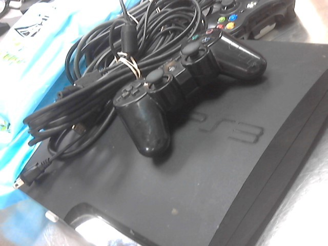 SONY PlayStation 3 SYSTEM - 160GB - CECH-2501A