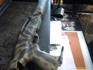 REMINGTON FIREARMS Rifle 742 WOODSMASTER