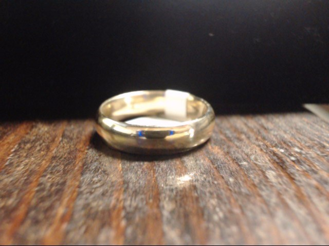 Gent's Gold Ring 14K Yellow Gold 9.3g Size:11