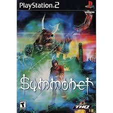 SONY Sony PlayStation 2 SUMMONER