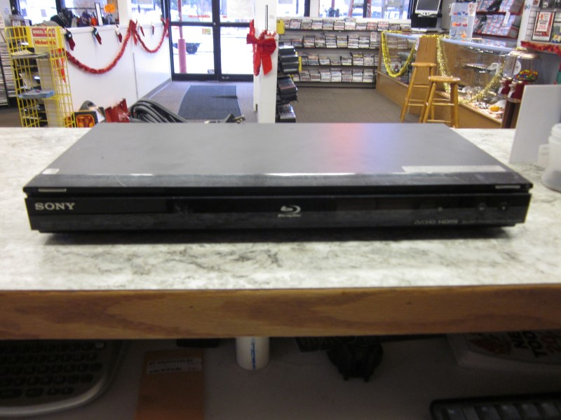 SONY BLU-RAY PLAYER BDP-S60
