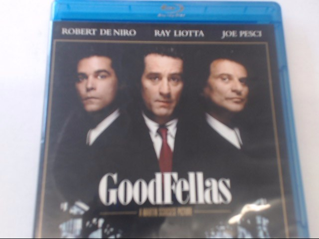 GOODFELLAS - BLU-RAY MOVIE