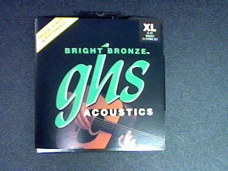 GHS Musical Instruments Part/Accessory ACOUSTIC 12 STRING SET BB60X