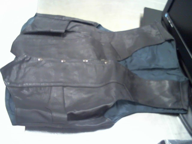 Clothing LEATHER VEST