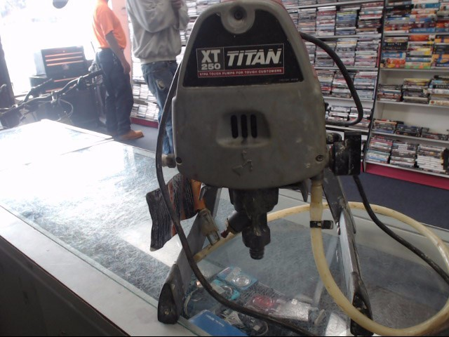TITAN Airless Sprayer XT250 TOUGH