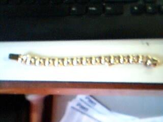 Gold Bracelet 14K Yellow Gold 31.7g