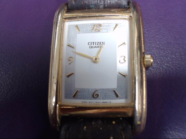 CITIZEN Gent's Wristwatch 6020-S41908