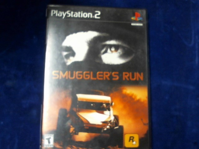 SONY Sony PlayStation 2 Game SMUGGLERS RUN