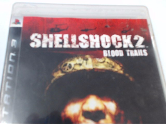 PS3 SHELL SHOCK 2 BLOOD TRAILS