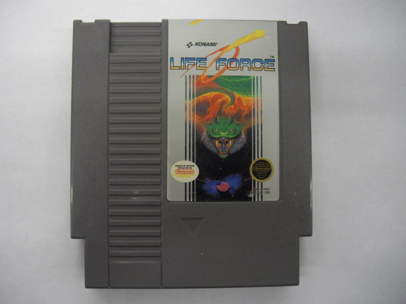 NINTENDO NES LIFE FORCE *CARTRIDGE ONLY*