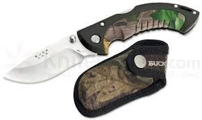 BUCK KNIVES 395 FOLDING KNIFE