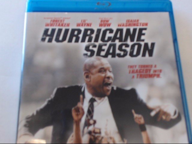 HURRICANE SEASON - BLU-RAY MOVIE